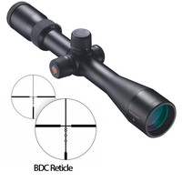Nikon 16322 Prostaff 7 3-12x42mm, 30mm Tube, BDC Reticle Scope - 018208163229