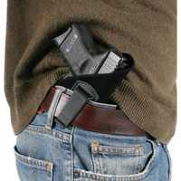 Blackhawk 73IP05BK Inside-the-Pant Clip Holster - Glock 26/27/33,  Right Hand - 648018049583