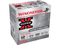 Winchester X127 Super X 12ga Shot Shells - (25/box) - 020892000193