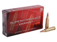 Hornady 83366 Superformance 22-250 Rem 50gr V-Max Bullets - (20/box) - 090255833669