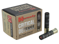 "Hornady 86238 410 Critical Defense 2.5"" Shells - (20/box) - 090255862386"