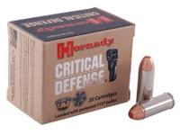 Hornady 92790 45 Colt 185gr Critical Defense - (20/box) - 090255927900