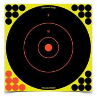 """Birchwood Casey 34012 Shoot-N-C 12"""" 200yd Bull's Target - 029057340129"""