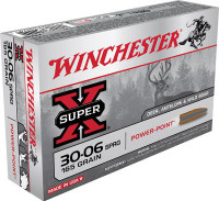 Winchesterr X30065 165g 30-06 Springfield Bullets - (20/box) - 020892200760