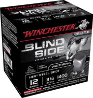 "Winchester SBS12L3 3.5"" #3 1-5/8 12ga Shotgun Shells - (25/box) - 020892020641"