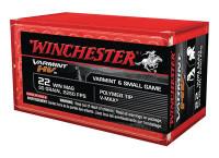 Varmint High Velocity .22 Winchester Magnum 30 Grain V-Max 50 Per Box - 020892102811