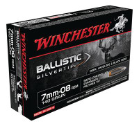 Ballistic Silvertip 7mm-08 Remington 140 Grain - 020892210745