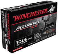 AccuBond CT .30-06 Springfield 180 Grain - 020892214361