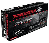 AccuBond CT .300 Winchester Short Magnum 180 Grain - 020892214408