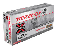 Super-X .300 Winchester Short Magnum 150 Grain Power-Point - 020892214958