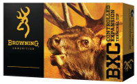 BXC Big Game .300 Winchester Short Magnum 185 Grain Terminal Tip - 020892222434