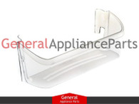 240323009 - Sears Kenmore Refrigerator Door Bin Shelf Bucket Clear Replacement