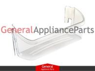 240323010 - Frigidaire Refrigerator Door Bin Shelf Bucket Clear Replacement
