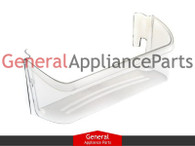 240323002 - Sears Kenmore Refrigerator Door Bin Shelf Bucket Clear Replacement