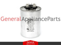 Whirlpool Crosley AC Round Capacitor 40 10 UF 440 VAC 1186639 1186522 MRP163431