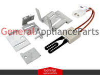 Admiral Crosley Norge Gas Dryer Flat Ceramic Ignitor Igniter Glow Bar 31001556