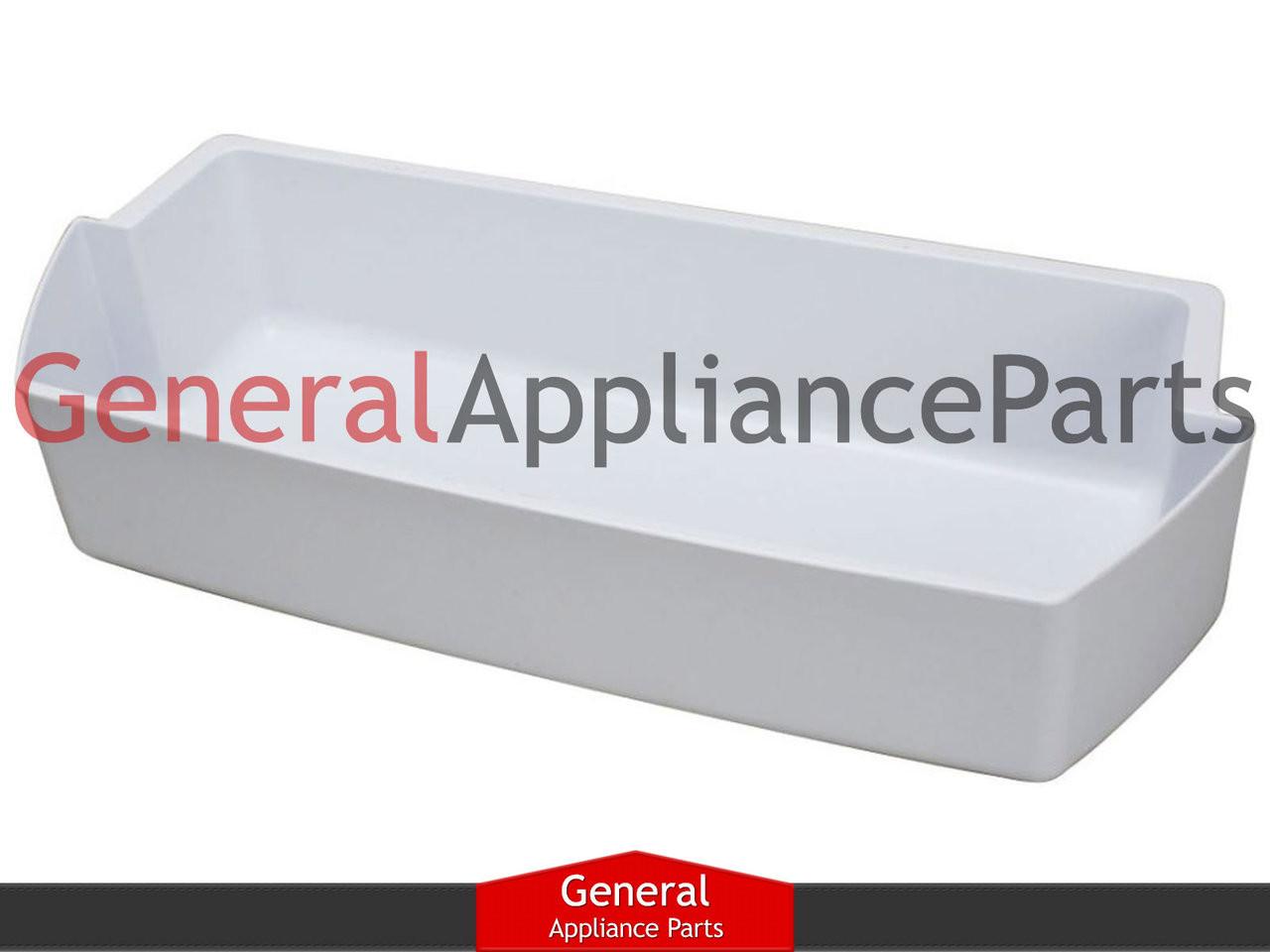 Whirlpool Maytag Amana Refrigerator Door Bin Shelf White WP2187172 ...