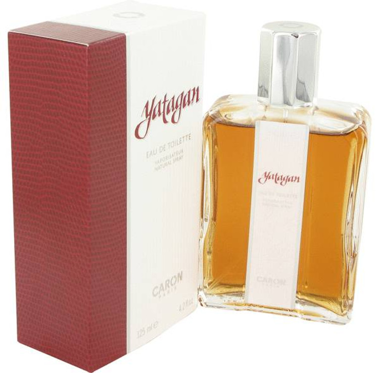 Yatagan Cologne Mens by Caron Edt Spray 4.2 oz