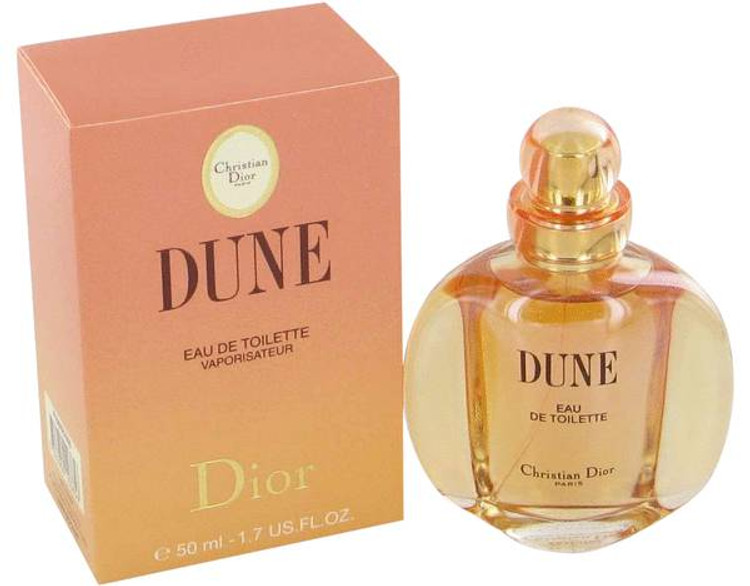 Womens Dune Perfume by Christain Dior Edt Spray 1.7 oz