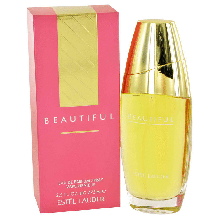 Beautiful for Women Perfume by Estee Lauder Edp Spray 2.5 oz