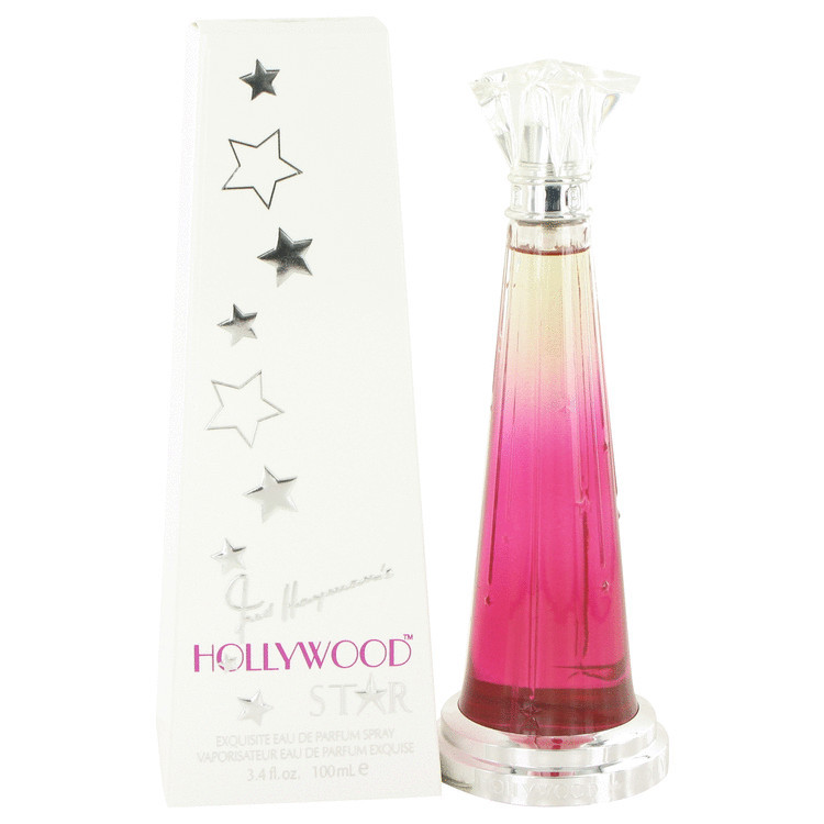 Hollywood Star Women Perfume by Fred Hayman Edp Spray 3.4 oz
