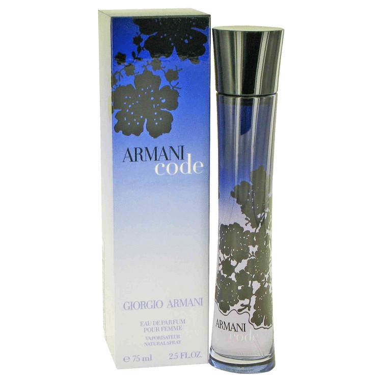Armani Code Perfume for Women by Giorgio Armani Edp Spray 1.7 oz