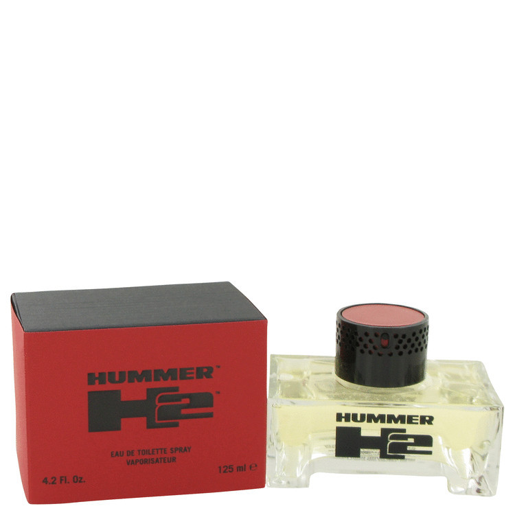 Hummer H2 Cologne for Men by Hummer Edt Spray 4.2 oz