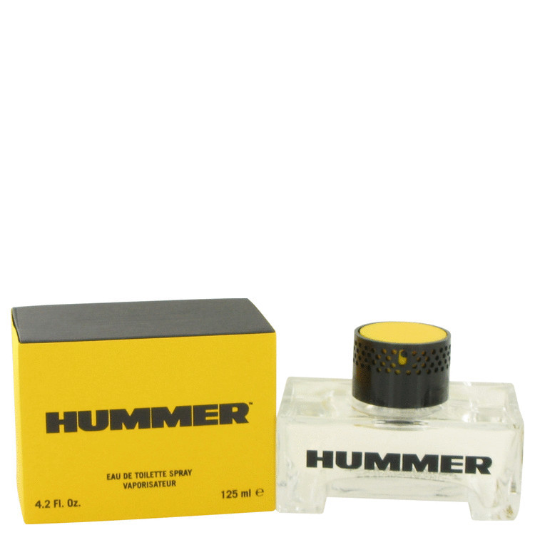 Hummer Cologne Mens by Hummer Edt Spray 4.2 oz