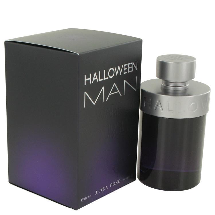 Halloween Mens Cologne by Jesus Del Pozo Edt Spray 4.2 oz