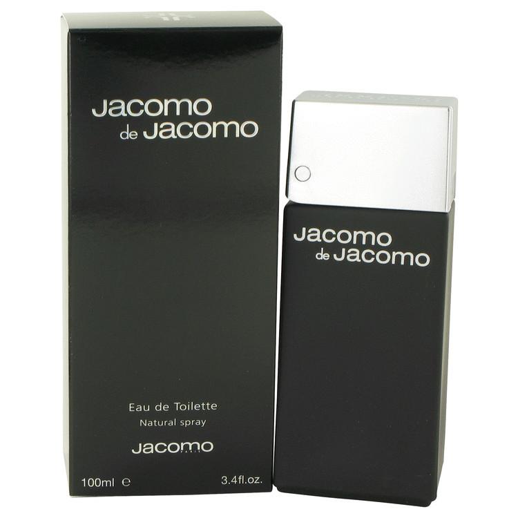 Jacomo De Jacomo Mens Cologne by Jacomo Edt Spray 3.4 oz
