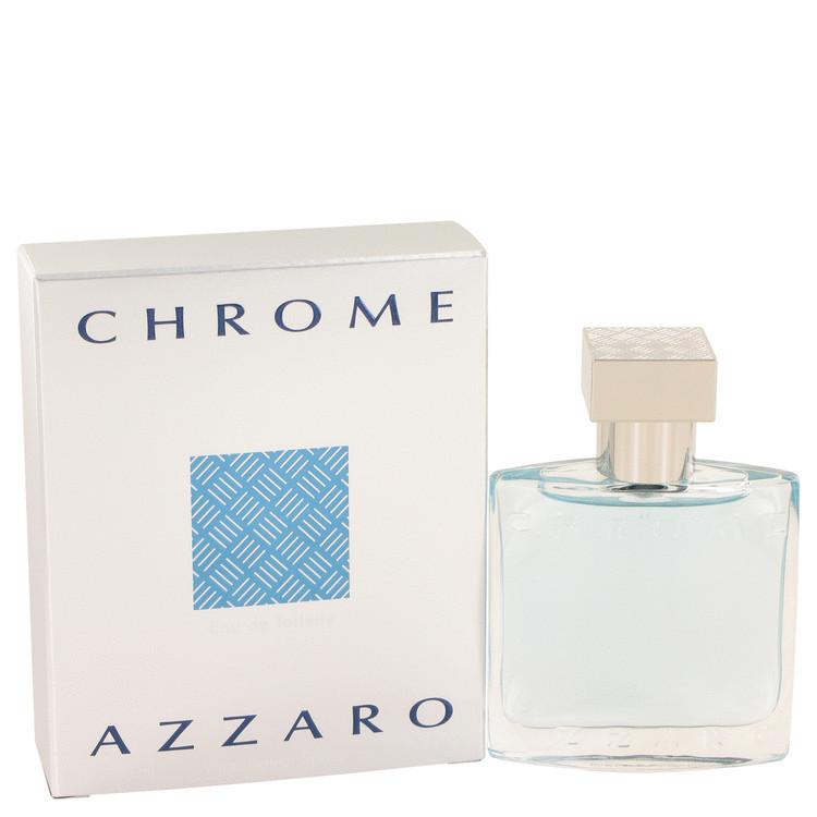 AZZARO CHROME By Loris Azzaro Mens 1.0oz EDT SP..