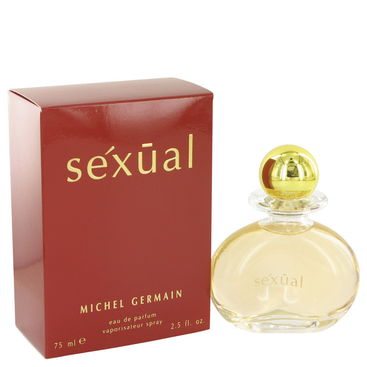 Sexual Perfume by Michael Germain for Women Edp Spray 2.5 oz