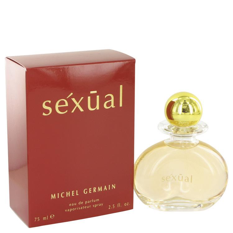 Sexual Eau de parfum Spray for Women by Michel Germain 2.5 oz