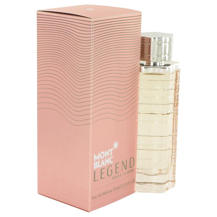 Legend Perfume by Mont Blanc for Women 2.5 oz Edp Spray