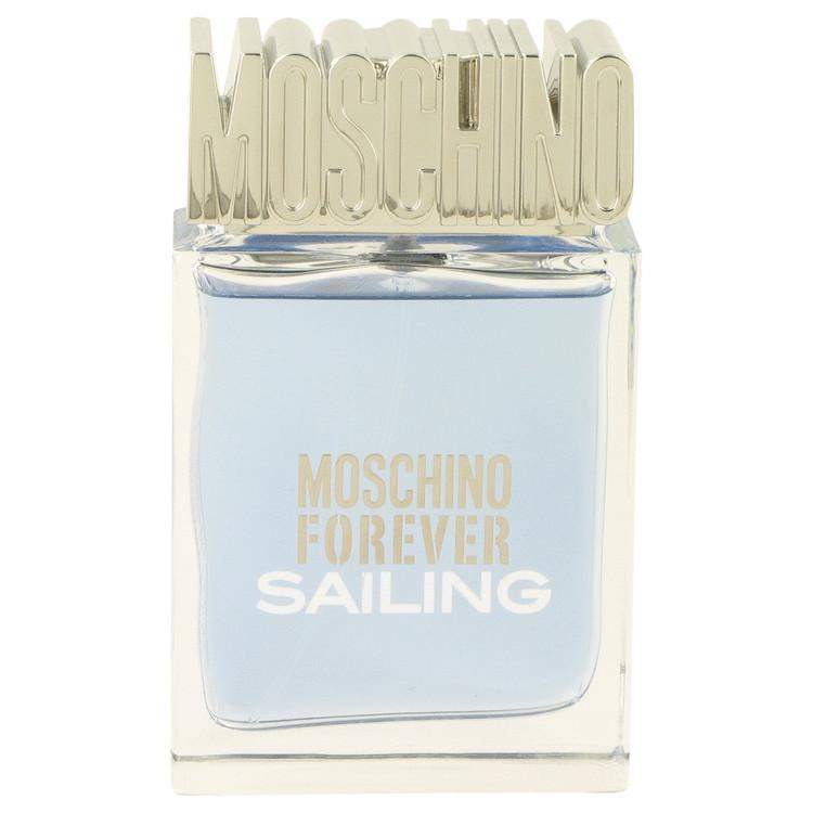 Forever Sailing by Moschino Men 3.4 oz Edt Spray