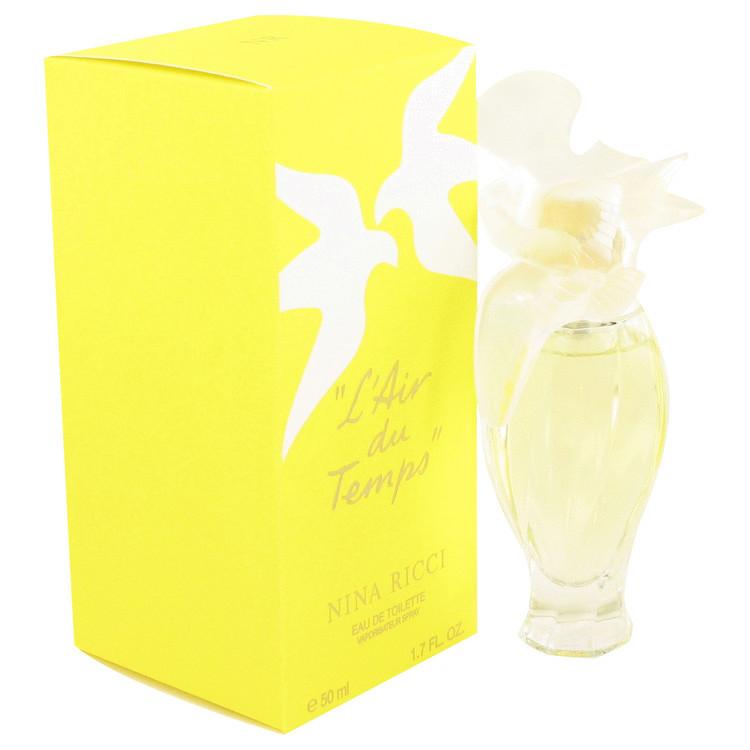 L'air Du Temps Perfume by Nina Ricci for Women 1.7 oz EDT Spray