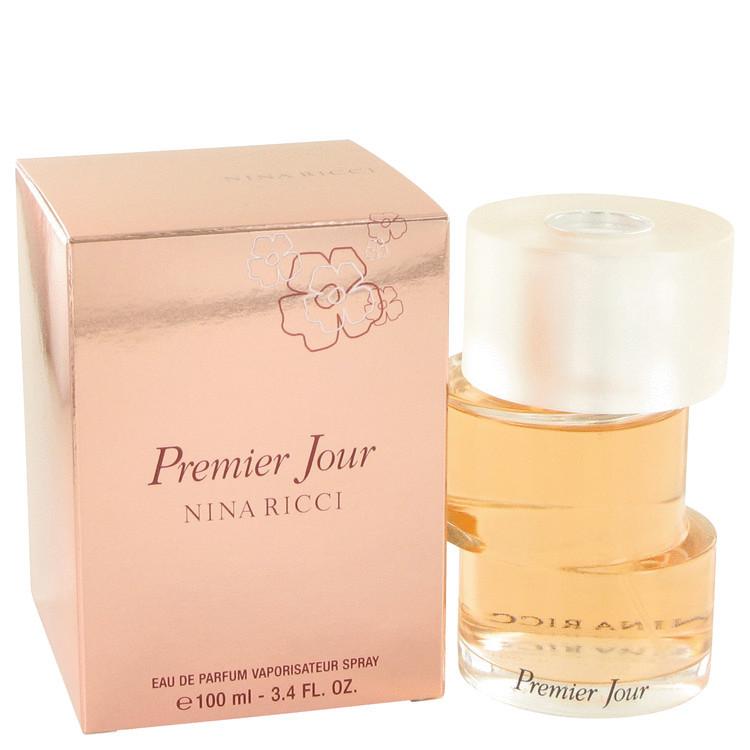 Nina Ricci Premier Jour for Women Eau De Parfum Spray 3.4 oz