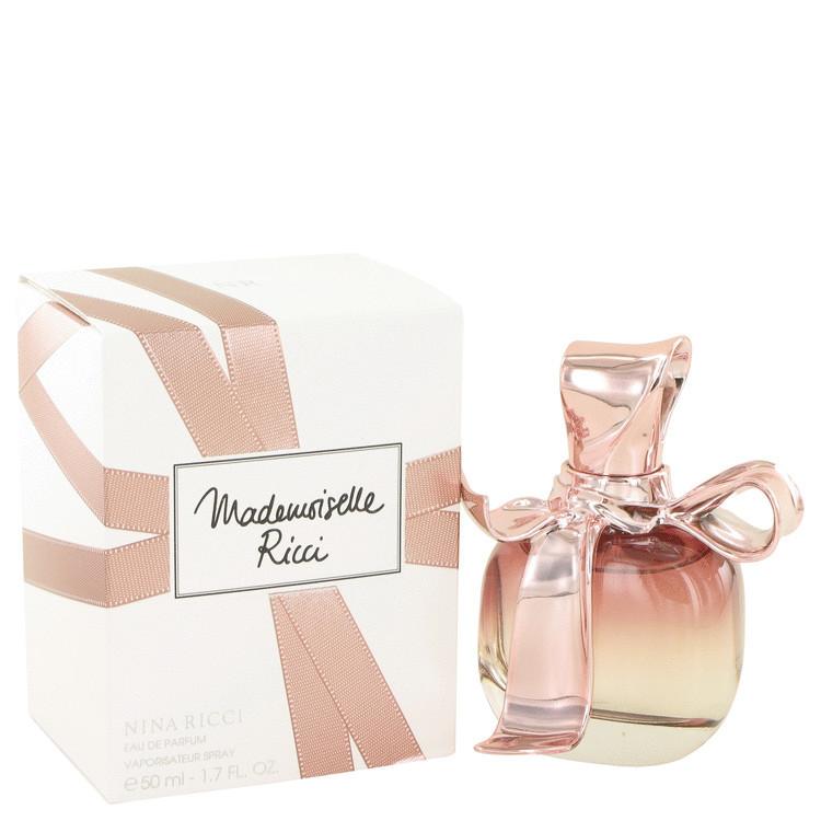 Nina Ricci's Mademoiselle Ricci Eau De Parfum Spray 1.7 oz for Women
