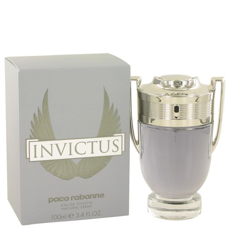 Invictus by Paco Rabanne for Men 3.4 oz EDT Spray