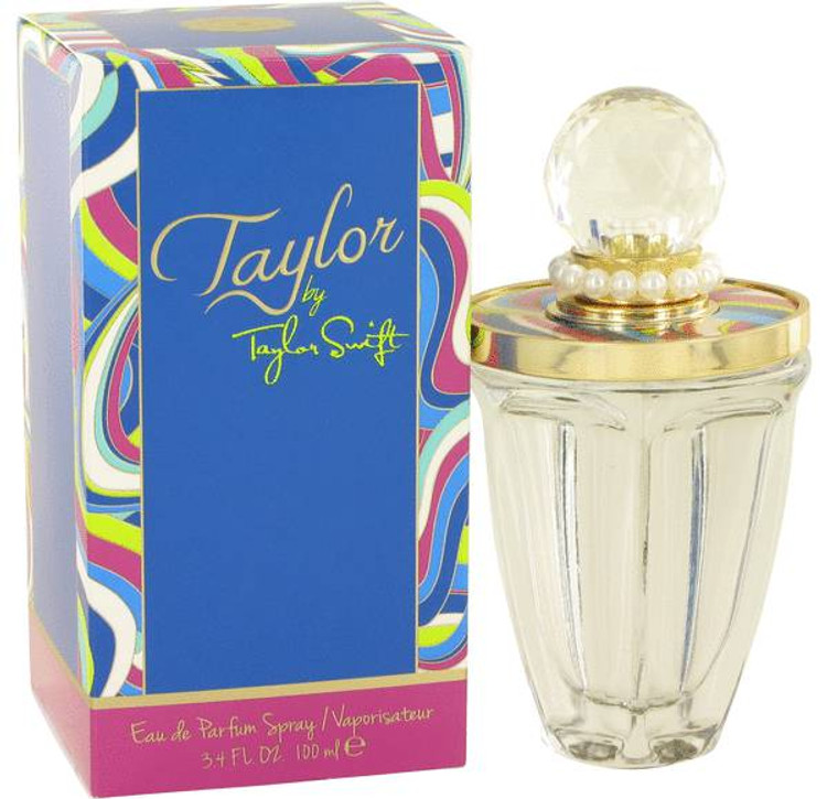 TAYLOR Perfume for Women by TAYLOR SWIFT Edp Spray 1 oz