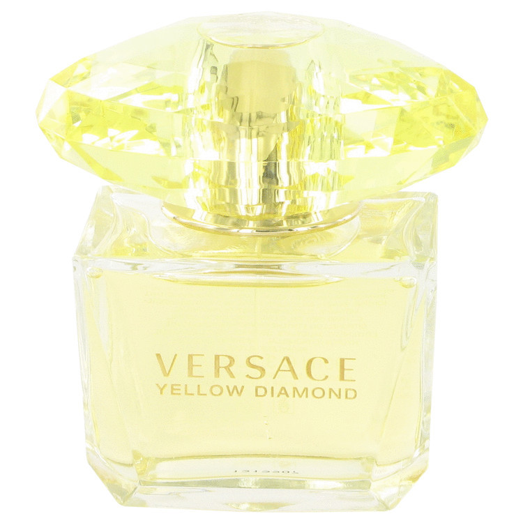 VERSACE YELLOW DIAMOND Perfume for Women by Versace Edt Spray 3.0 oz