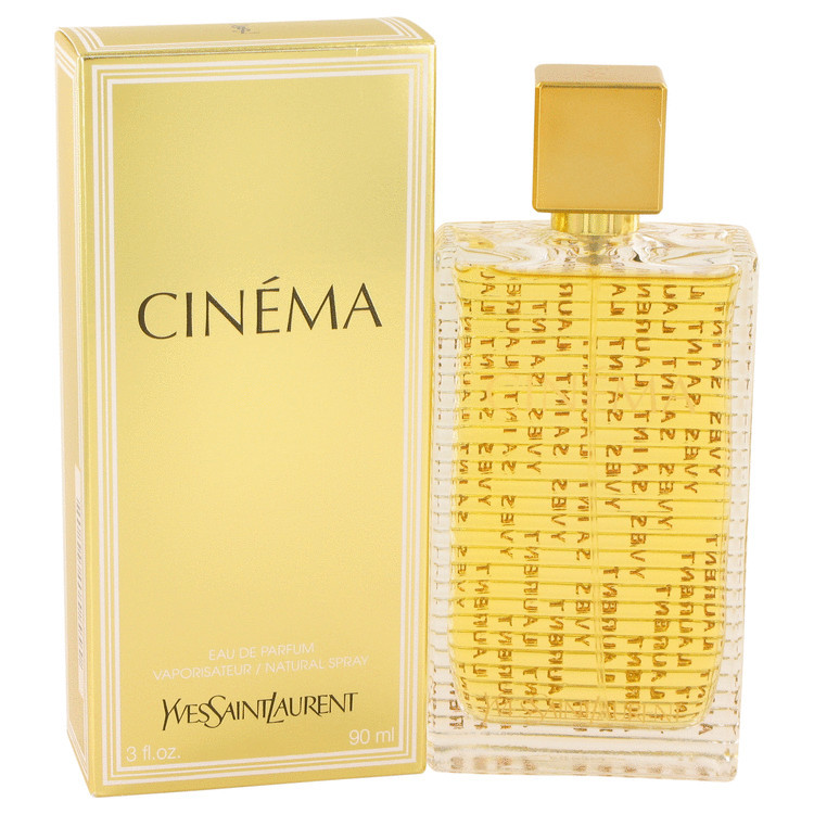 CINEMA Perfume by CINEMA for Women Edt Spray 3.0 oz