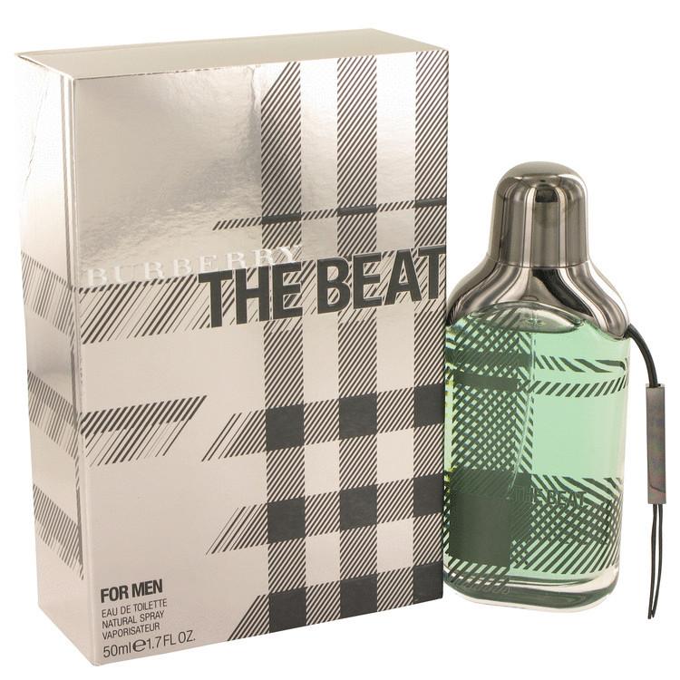 Beat Cologne for Mens By Burberry Eau de Toilette Edt Spray 1.7 oz