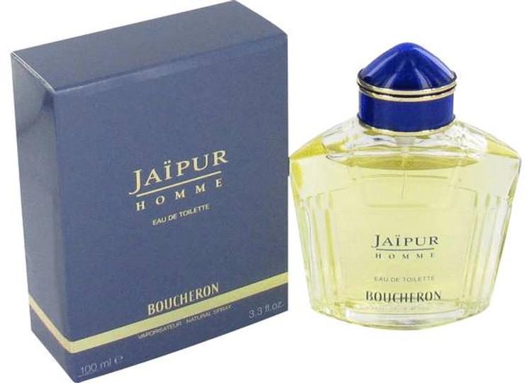 Jaipur Homme  By Boucheron For Men Edt Spray 3.4 oz