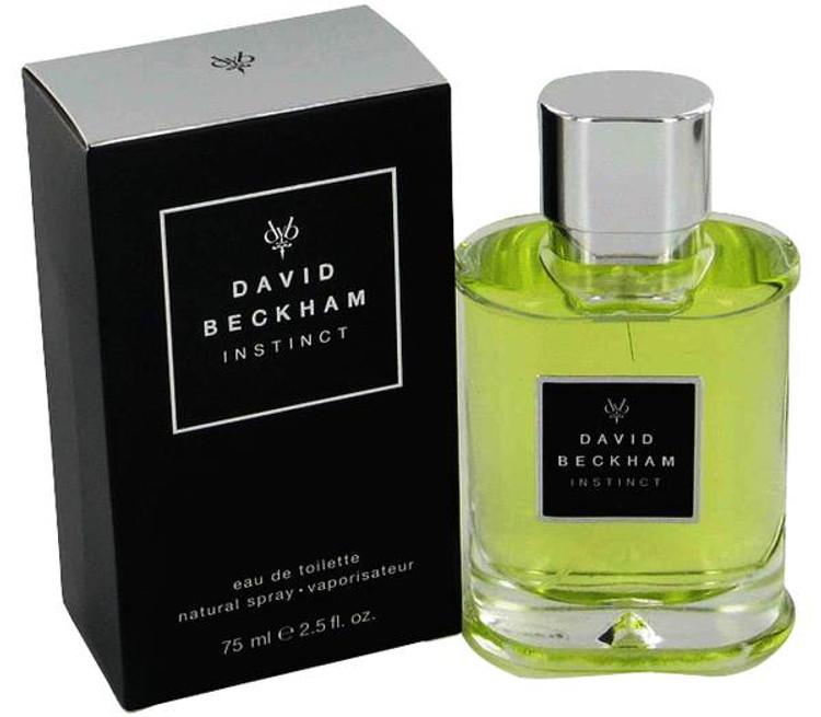 David Beckham Instinct Cologne By Beckham For Men Edt Spray 1.7 oz