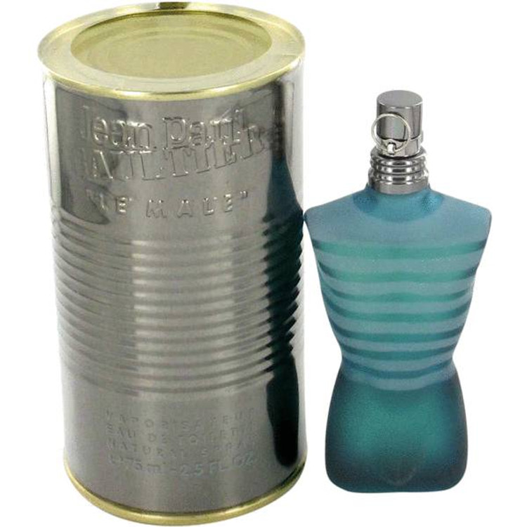 Jean Paul Gaultier  By J.P.G Cologne For Men Edt Spray 2.5 oz