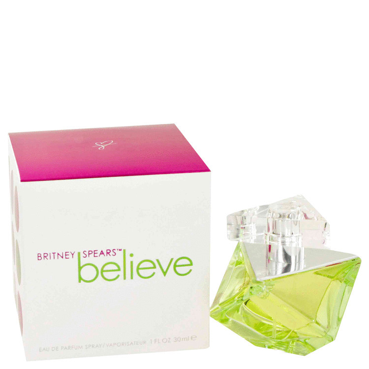 Believe for Women Perfume by Britney Spears Edp Spray 1 oz