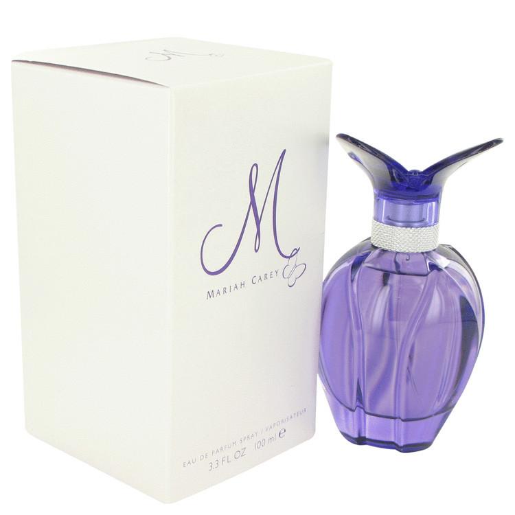 M Perfume By Mariah Carey Womens Eau de Parfum Edp Spray 1.7 oz