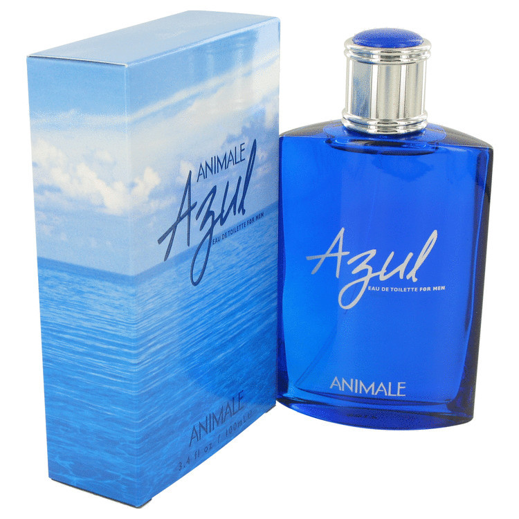 Animale Azul Cologne for Men by Animale Edt Spray 3.4 oz