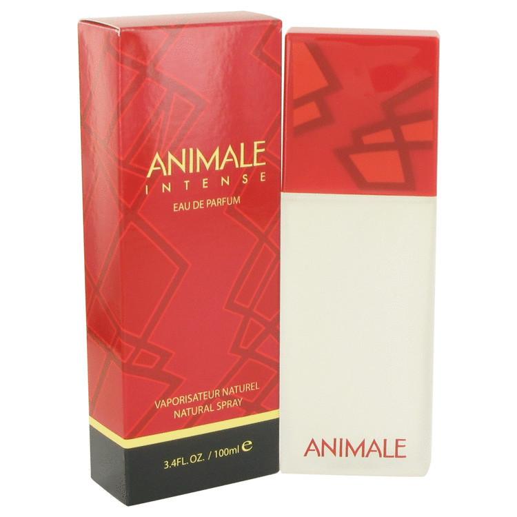 Animale Intense Perfume for Women by Animale Edp Spray 3.4 oz